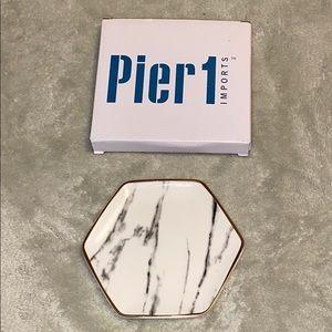 New in box-Pier 1 Trinket Tray